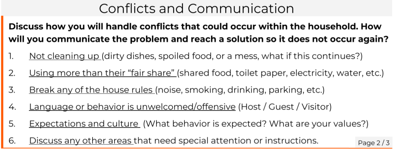 conflict-and-communication-discussion-list