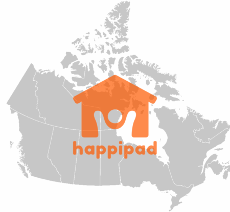 happipad Canada companion housing network
